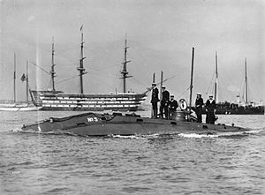 HMS Holland 3 - Image: The Royal Navy Before the First World War Q41181