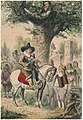 The Royal Oak, the Penderell Family Have No Idea Where Charles Is!!!, 1850.jpg