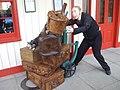 The Royal baggage - geograph.org.uk - 914627.jpg