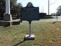 The Tallahassee Democrat historical marker (back).JPG