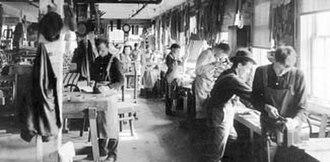 The Taylor Companies - The Taylor Companies Factory 1899