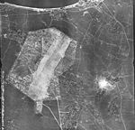 The aerial photograph of a site of Toyama Airfield in 1946.jpg