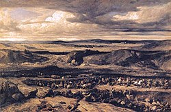 Alexandre-Gabriel Decamps: The Defeat of the Cimbri