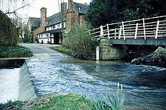 The ford at the Old Forge, Longnor - geograph.org.uk - 620038.jpg