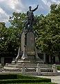 The monument of Vasil Levski in Karlovo.jpg