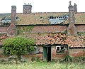 The ruined house at Planet Farm, Hethersett - geograph.org.uk - 2290900.jpg