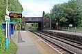 The southern end of Gwersyllt railway station (geograph 4024842).jpg