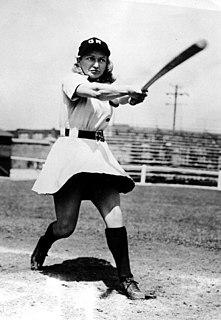 Thelma Eisen American baseball player