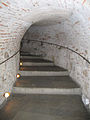 Thessaloniki-White Tower hallway.jpg
