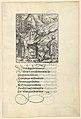 Theuerdarnk's Horse Falls Under Him, from -Theuerdank- Die geuerlicheiten vnd einsteils der geschichten des loblichen streytparen vnd hochberümbten helds vnd Ritters herr Tewrdannckhs MET DP834034.jpg
