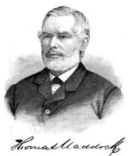 Thomas Maddock inventor and potter (1818-1899)