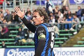Thomas Manfredini Italian footballer