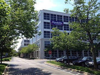 Mondelez International - Image: Three Parkway North 3