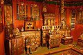 Tibetan Buddhist Shrine Room, Alice S. Kandell Collection, from Tibet, China, and Mongolia, 13th-20th century, mixed media - Arthur M. Sackler Gallery - DSC05130.jpg