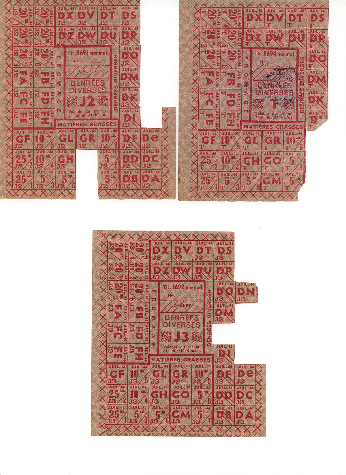 Ration stamps - Wikimedia Commons