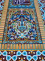 Tiling - Mosque of Hassan Modarres - Kashmar 18.jpg