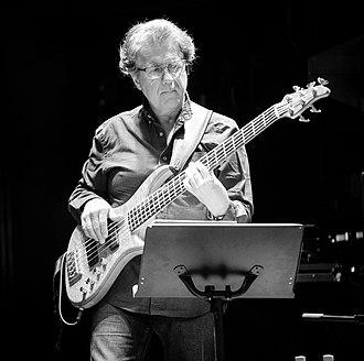 Tim Landers - Tim Landers performing in 2019 Photo: Tore Sætre
