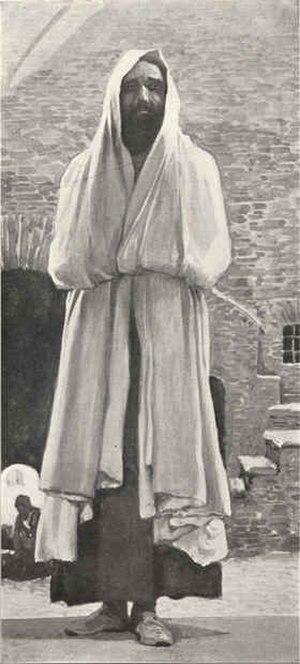 Malachi - Malachi (watercolor circa 1896–1902 by James Tissot)