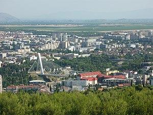 Podgorica - Image: Titograd