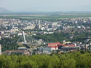 Подгорица,  Podgorica, Черногория