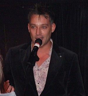 Toby Anstis - Toby Anstis in 2007
