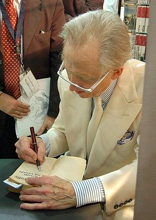 Tom Wolfe, Book Signing, Feria Internacional del Libro de Buenos Aires.jpg