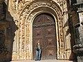 Tomar, Convento de Cristo, Portal da Igreja (02).jpg