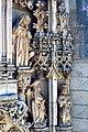 Tomar-Couvent de l'Ordre du Christ-Détail du porche-1967 08 02.jpg