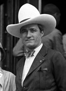 Tom Mix in 1925