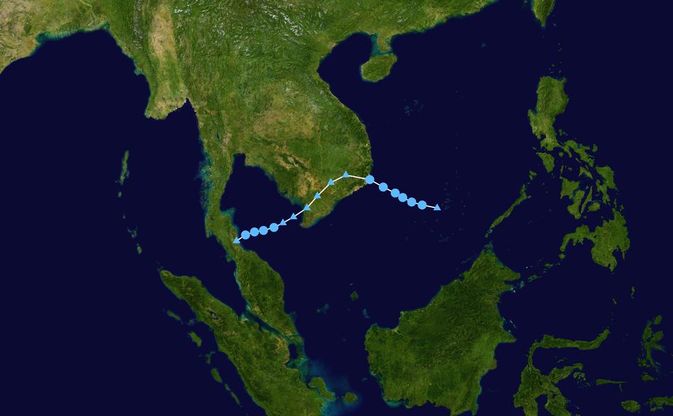 Toraji 2018 track
