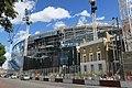 Tottenham Experience under construction July 2018.jpg