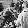 Tour de France , W van Est start voor tijdrit, Bestanddeelnr 911-3755.jpg