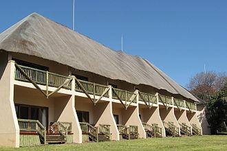 Economy of Botswana - Tourist resort at Kasane