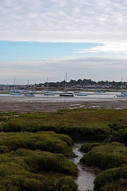 Towards Cobmarsh Island - geograph.org.uk - 218837