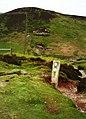 Towards Moel Arthur - geograph.org.uk - 724186.jpg