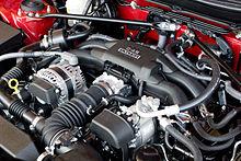 Scion Tc Used >> List of Subaru engines - Wikipedia