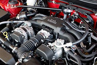 Subaru FA engine - Subaru FA20D
