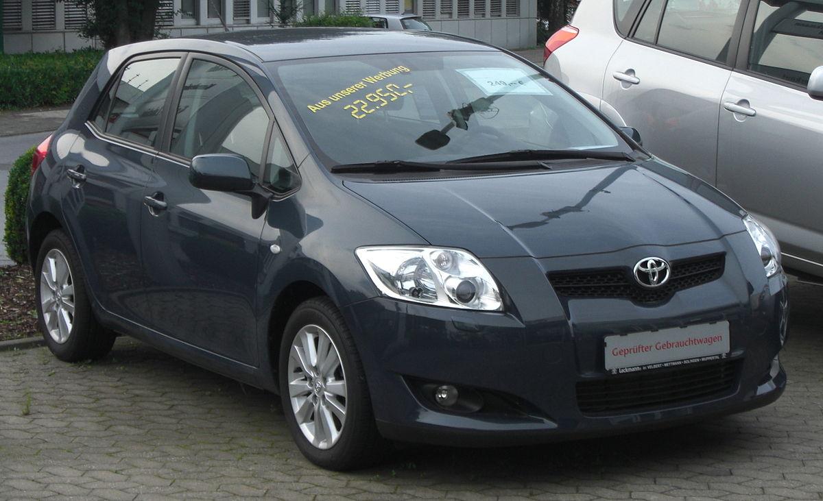 Toyota Auris ί