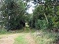 Trackbed of the Harlaxton ironstone railway - geograph.org.uk - 1466666.jpg