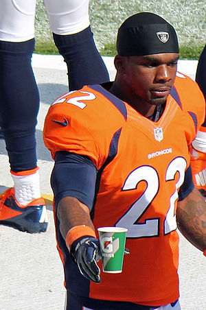 Tracy Porter - Porter with the Denver Broncos in 2012