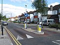 Traffic calming, Draycott Avenue, Kenton - geograph.org.uk - 1997760.jpg