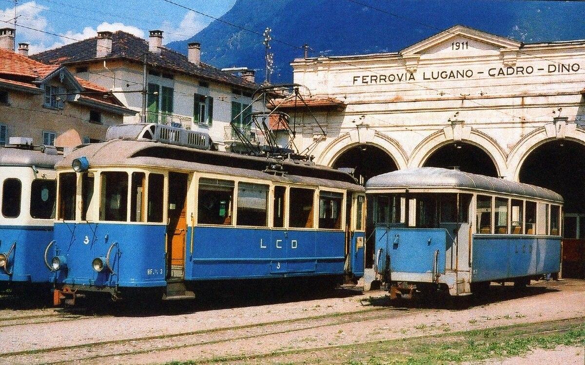 Cars On Line >> Lugano–Cadro–Dino railway - Wikipedia
