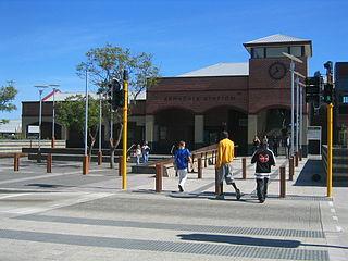 Armadale railway station, Perth Railway station in Perth, Western Australia