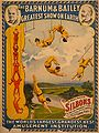 Trapeze artists, Barnum & Bailey, 1896.jpg