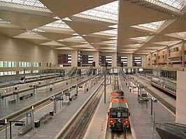 Zaragoza-Delicias railway station