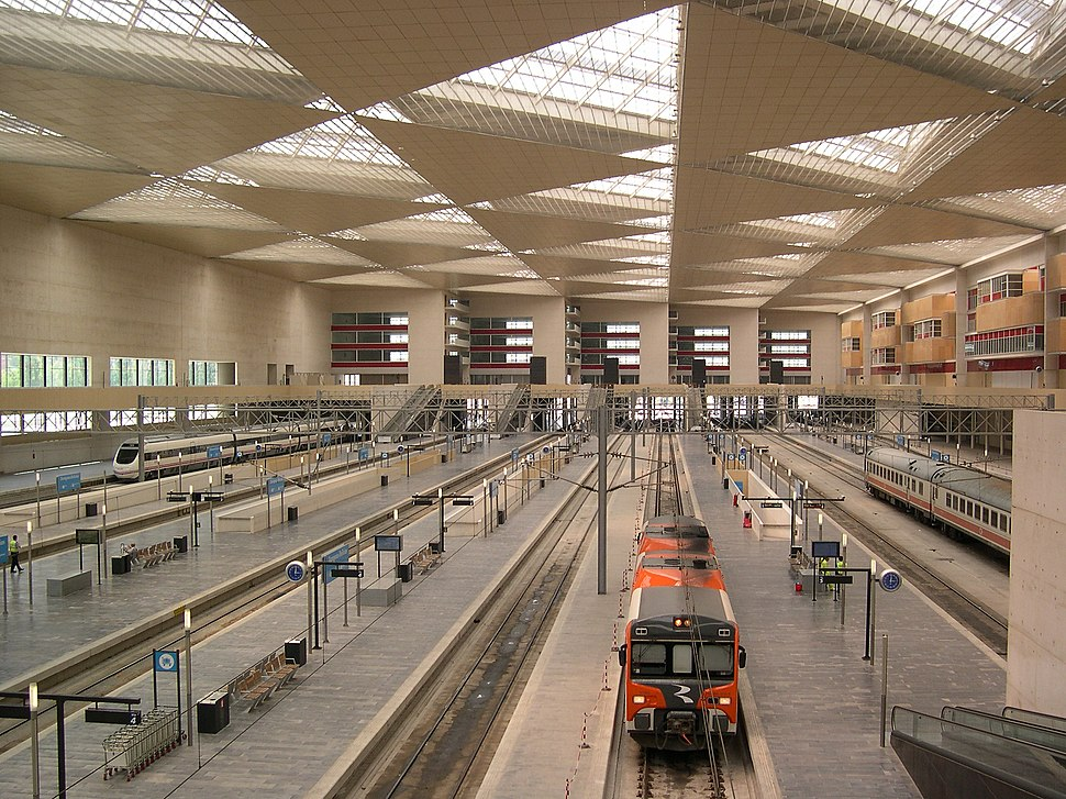 Tren Zaragoza