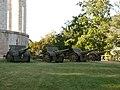 Trento-cannons of Batteria Battisti 1.jpg