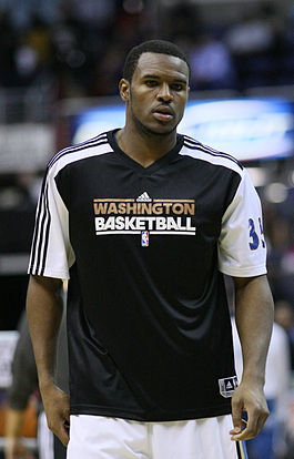 Trevor Booker Wizards November 2010.jpg