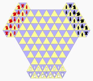 Tri-chess