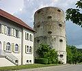 Trochtelfingen - Der Hohe Turm war Teil der Stadtbefestigung.jpg